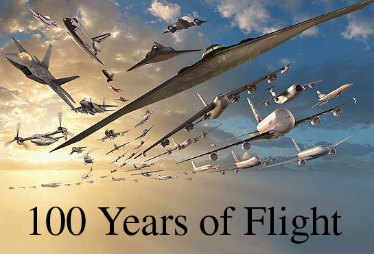 [National Geographic 100th Anniversary of Flight Cover]
